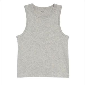 Madewell Northside Vintage Muscle Tank Top Small